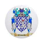 Cleworth Ornament (Round)