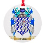 Clewlow Round Ornament