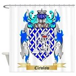 Clewlow Shower Curtain