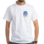 Clewley White T-Shirt