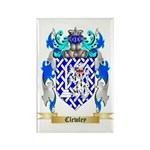 Clewley Rectangle Magnet (100 pack)