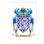 Clewley Postcards (Package of 8)