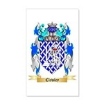 Clewley 20x12 Wall Decal