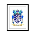 Clewley Framed Panel Print