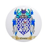 Clewley Ornament (Round)