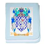 Clewarth baby blanket