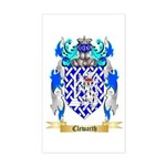 Clewarth Sticker (Rectangle)