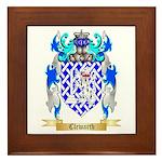Clewarth Framed Tile