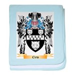 Clew baby blanket