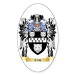 Clew Sticker (Oval)