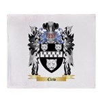 Clew Throw Blanket