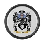 Clew Large Wall Clock