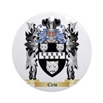 Clew Ornament (Round)