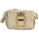 Cleve Messenger Bag