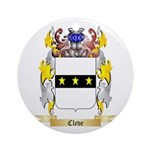 Cleve Ornament (Round)