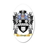 Cleugh 35x21 Oval Wall Decal