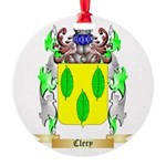 Clery Round Ornament