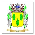 Clery Square Car Magnet 3