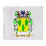 Clery Throw Blanket