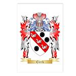 Clerk Postcards (Package of 8)