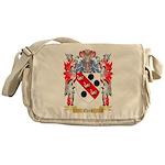 Clerk Messenger Bag