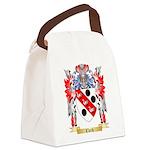 Clerk Canvas Lunch Bag
