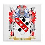 Clerk Tile Coaster