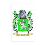 Clench Sticker (Rectangle)
