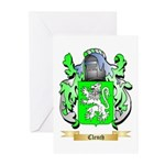 Clench Greeting Cards (Pk of 10)