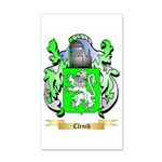 Clench 35x21 Wall Decal