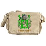 Clench Messenger Bag