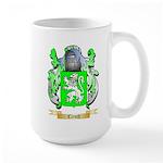 Clench Large Mug