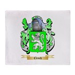Clench Throw Blanket