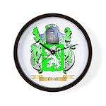 Clench Wall Clock