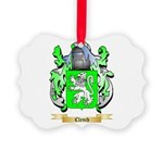 Clench Picture Ornament