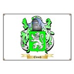 Clench Banner