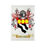Clemson Rectangle Magnet (100 pack)