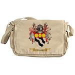 Clemson Messenger Bag