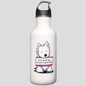 Vital Signs: ATTITUDE Stainless Water Bottle 1.0L