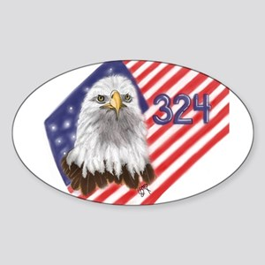 Eagle - 324 Sticker