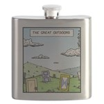 The Great outdoors Flask