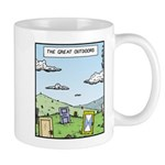 The Great outdoors Mug