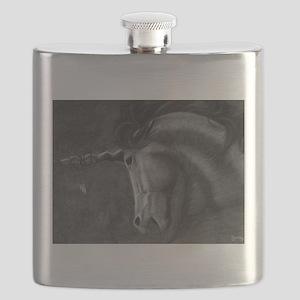 Unicorn's Favor Flask