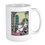 Wedding train Coffee Mug