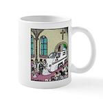 Wedding train Mug