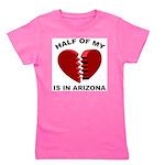 Heart In Arizona Girl's Tee