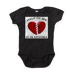 Heart In Arizona Baby Bodysuit