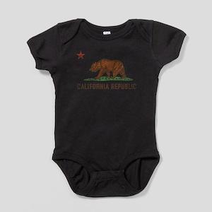 Vintage California Republic Baby Bodysuit