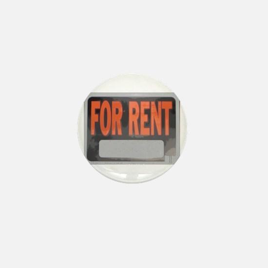 For Rent Mini Button