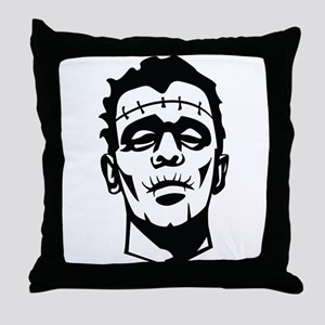 Monster Throw Pillow